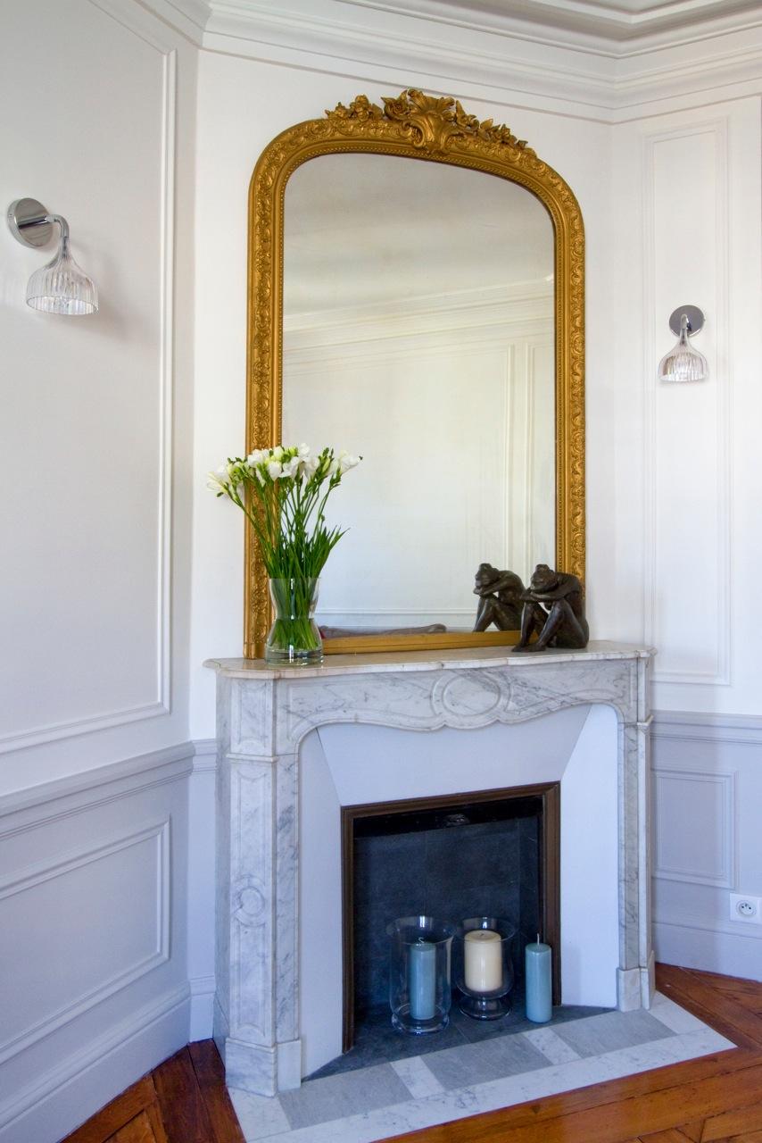 emejing cheminee haussmannienne photos design trends